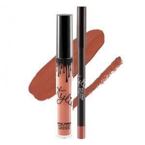 Kylie Cosmetics Lip Kit Dirty Peach
